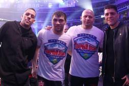 Анатолий Токов: Федор Емельяненко подписал нас в Bellator с очень хорошими контрактами, они лучше, чем в UFC