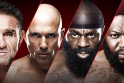 Шоу Bellator 149 показало рекордные ТВ-рейтинги