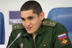 Альберт Батыргазиев хочет выступить на чемпионате мира среди военнослужащих