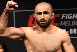 Омари Ахмедов покидает UFC