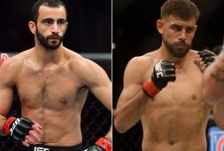 Яир Родригес и Гига Чикадзе могут провести бой 17 июля