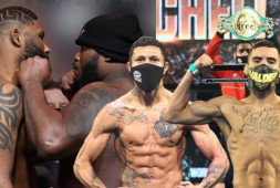 Побит антирекорд UFC по весу | Бетербиев опровергает слова Канело | Исмаилов-Шлеменко (видео)