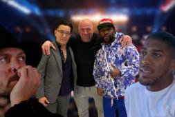 Мейвезер и Уайт что-то затевают | Макгрегор-Порье: Будет ли 3 бой | Нганну и бокс (видео)