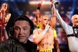 Джейк Пол оскорбляет Корьме, разборки бокс vs. ММА продолжаются (видео)