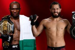 Путь к большому реваншу: Усман-Масвидаль 2 | UFC 261 (видео)