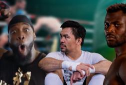 Уайлдер запугивает Фьюри | Нганну недоволен решением UFC | Пакьяо ответил Мейвезеру (видео)