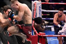 Итоги уик-энда: UFC Прага и победа Петра Яна, Джойс-Стиверн, Сото-Риос