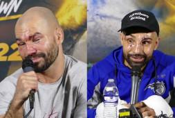 Лобов-Малиньяджи: Пресс-конференция после боя