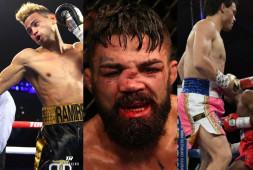 Обзор уик-энда: Апсет, бой Чавеса, UFC Шевченко-Кармуш (видео)