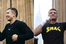 Открытая тренировка Головкин-Деревянченко   Экс-чемпиона укусил ядовитый паук (видео)