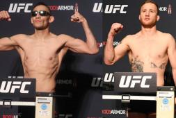 UFC 249: Результаты взвешивания участников турнира (видео)