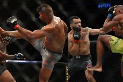 Обзор боев UFC: Оверим-Харрис | Результаты турнира (видео)