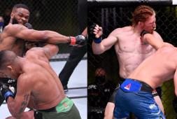 UFC: Вудли-Бернс, Шевченко-Чукагян | Результаты и краткий обзор (видео)