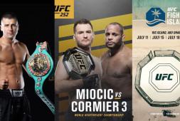 Фантастический состав UFC 251 на Острове | Гвоздик завершил карьеру | Хабиб-Гэтжи (видео)