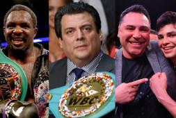 Гэтжи хочет подраться с Макгрегором | Конфликт в Golden Boy | Уайт подал в суд на WBC (видео)