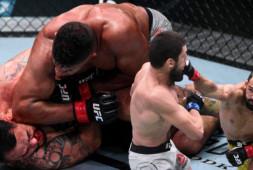 Обзор UFC: Оверим-Сакаи, Имадаев-Перейра (видео)