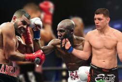 Ник Диас удивил своей формой | Скандальная работа судьи в боксе (видео)