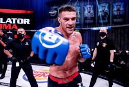 Bellator объявили Гран-При полутяжеловесов
