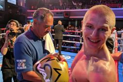 Сергей Богачук победил Фернандо Марина