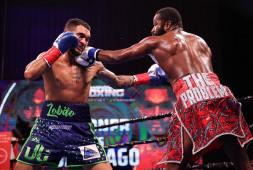 Бронер хочет чаще боксировать и завоевать титул в первом полусреднем весе