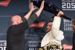 FSNews: Уайт собирается лишить Макгрегора титула, Майорга ушел из бокса