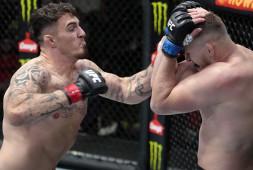 Бонусы турнира UFC Fight Night 191