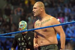 Кейн Веласкес уволен из WWE
