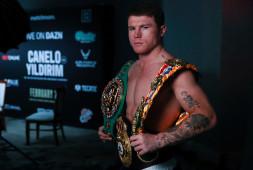 Канело, Джошуа и Джейк Пол названы самыми высокооплачиваемыми боксерами мира