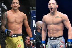 Майкл Чендлер и Чарльз Оливейра проведут бой за вакантный титул чемпиона UFC в легком весе