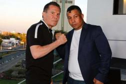 Хулио Сезар Чавес проведет показательный бой с сыном Эктора Камачо
