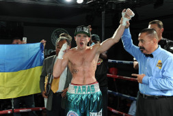 Тарас Шелестюк выйдет на ринг 4 ноября в Калифорнии