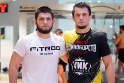 Усман Нурмагомедов дебютирует в Bellator 2 апреля
