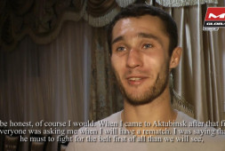 Сергей Морозов: После поражения я пересмотрел свою карьеру
