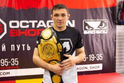 Марат Балаев сменил весовую категорию