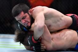 Список участников турнира UFC on ESPN 26: Ислам Махачев и Тиаго Мойсес возглавят шоу