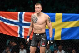 Джек Херманссон и Эдмен Шахбазян проведут бой на UFC 262