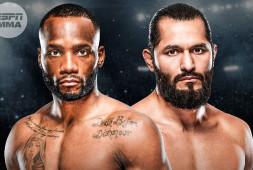 Официально: Хорхе Масвидаль — Леон Эдвардс на UFC 269