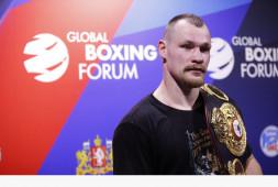 Алексей Егоров проведет бой за титул WBA