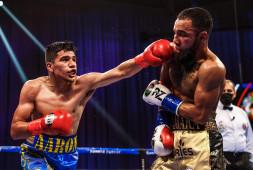 Луис Нери завоевал вакантный титул WBC в первом полулегком весе