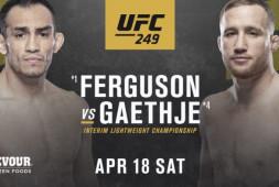 Представители ESPN от отмене UFC 249: Мы не чувствовали, что это подходящее время