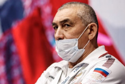 Главный тренер сборной об итогах чемпионата России и подготовке к чемпионату мира