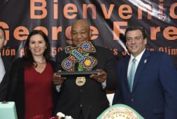 Кадр дня: Джордж Форман в Мехико