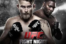 Видео взвешивания UFC on Fox 14