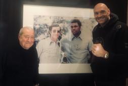 Боб Арум не уверен, что Мохаммед Али мог бы победить Тайсона Фьюри