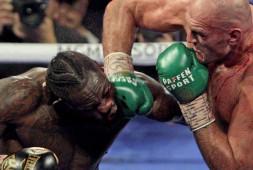 Тайсон Фьюри начал подготовку к третьем бою с Деонтеем Уайлдером