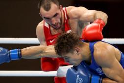 Муслим Гаджимагомедов вышел в финал Олимпиады