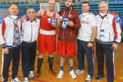 Четверо россиян завоевали путевки на Олимпиаду