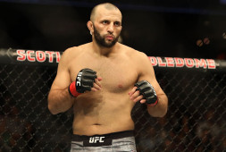 Гаджимурад Антигулов и Сапарбек Сафаров уволены из UFC