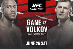 Прямая трансляция UFC Fight Night 190. Где смотреть?