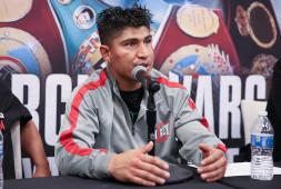 Майки Гарсия: Я готов к бою с Мэнни Пакьяо или реваншу с Эрролом Спенсом